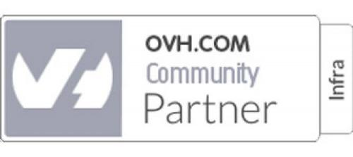 OVH Infra partenaire de Kreatic