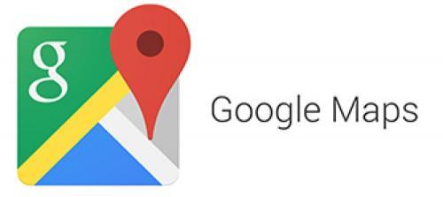Google Maps  partenaire de Kreatic